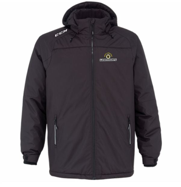 WARRIORS CCM Winter Jacket