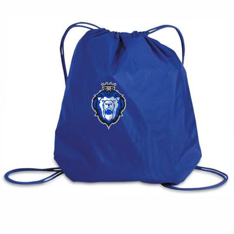 Royals Crested Cinch Bag