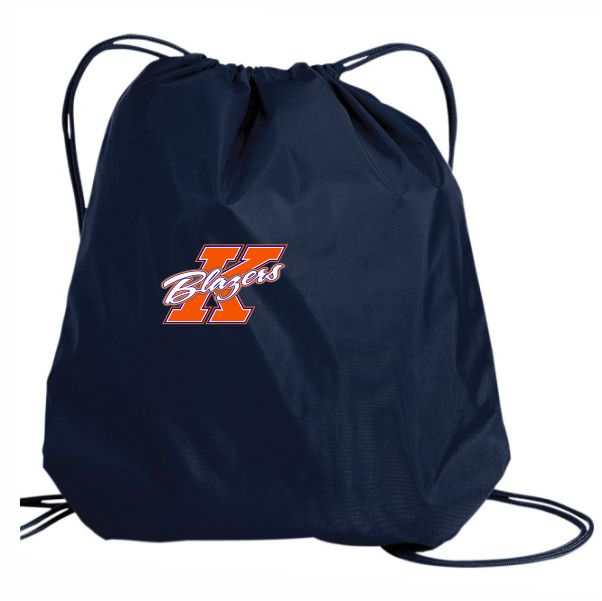 Blazers Crested Cinch Bag