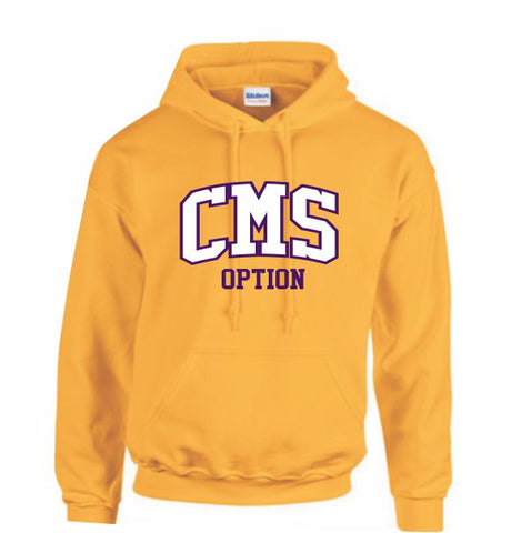 Cedarview Twill Hoodie w optional club