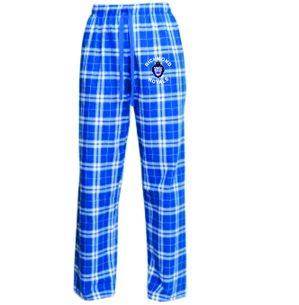 ROYALS Crested Flannel PJ Pant