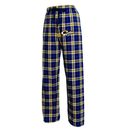 CYCLONES Crested Flannel PJ Pant