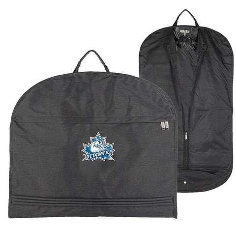 ICE Crested Garment Bag