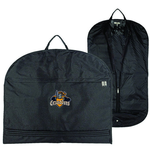 CRUSADERS Crested Garment Bag