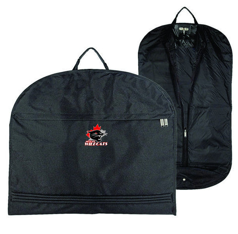 WILDCATS Crested Garment Bag