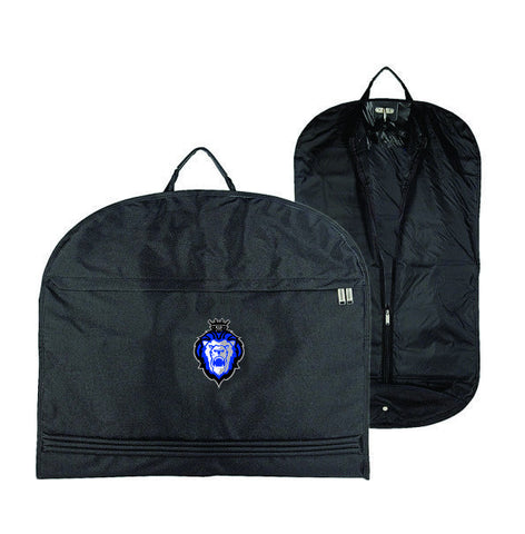 ROYALS Crested Garment Bag
