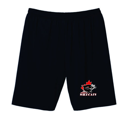 WILDCATS Crested Performance Shorts