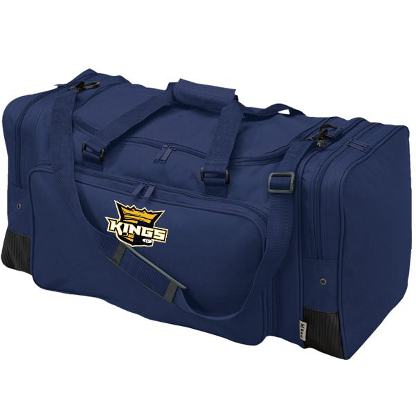 WARRIORS Crested Sports Bag