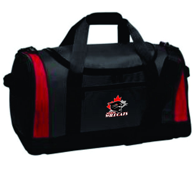 WILDCATS Crested Sports Bag