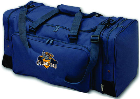 CRUSADERS Crested Sports Bag