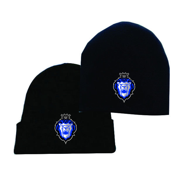 ROYALS Toque or Beanie Embroidered