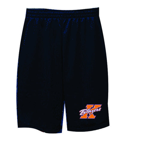 BLAZERS Crested Performance Shorts
