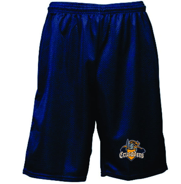 CRUSADERS Crested Training Shorts
