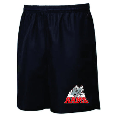 RAMS Crested Training Shorts