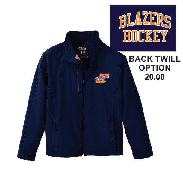 Blazers Winter Softshell