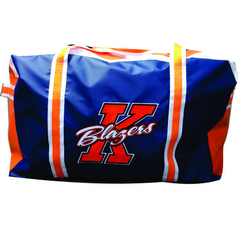 BLAZERS Custom Hockey Bags