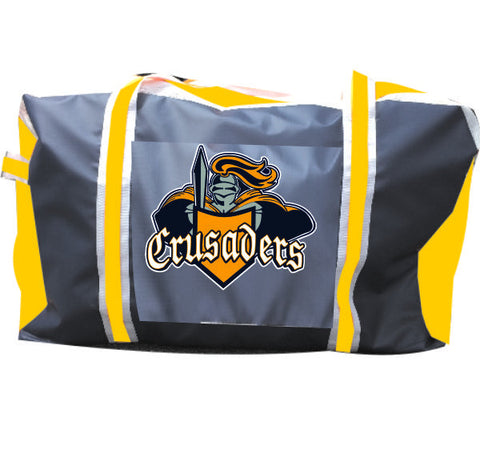CRUSADERS Custom Hockey Bags