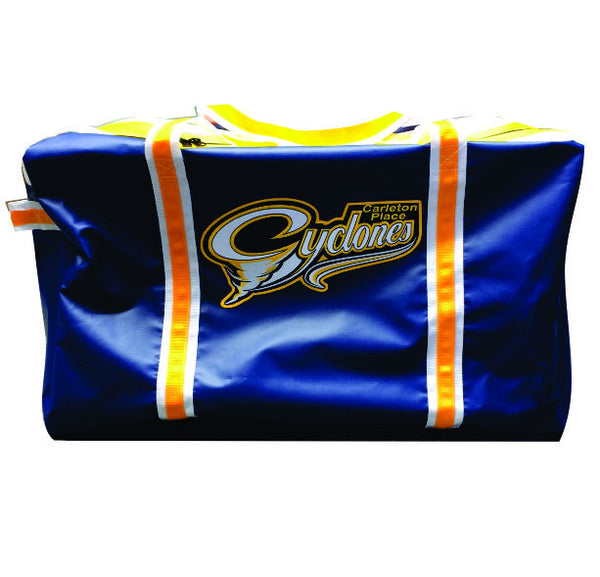 CYCLONES Custom Hockey Bags