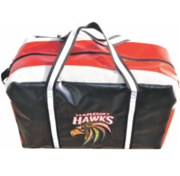 HAWKS Custom Hockey Bags