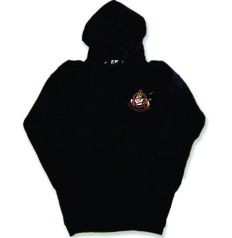 ROMANS Hoodie Embroidered Chest