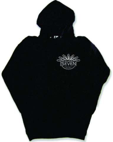 S7 Hoodie Embroidered Chest