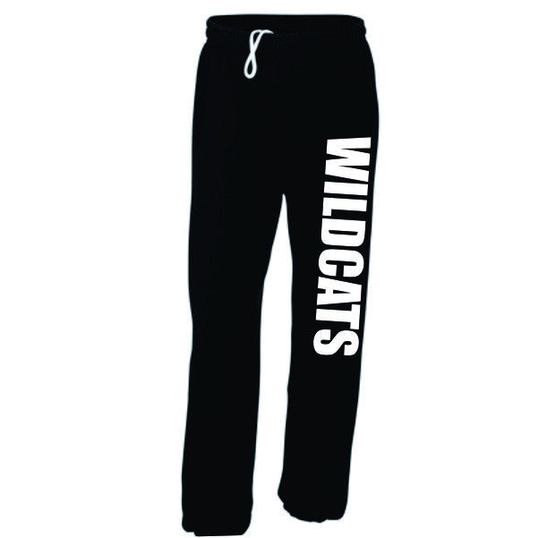 WILDCATS Fleece Sweat Pants