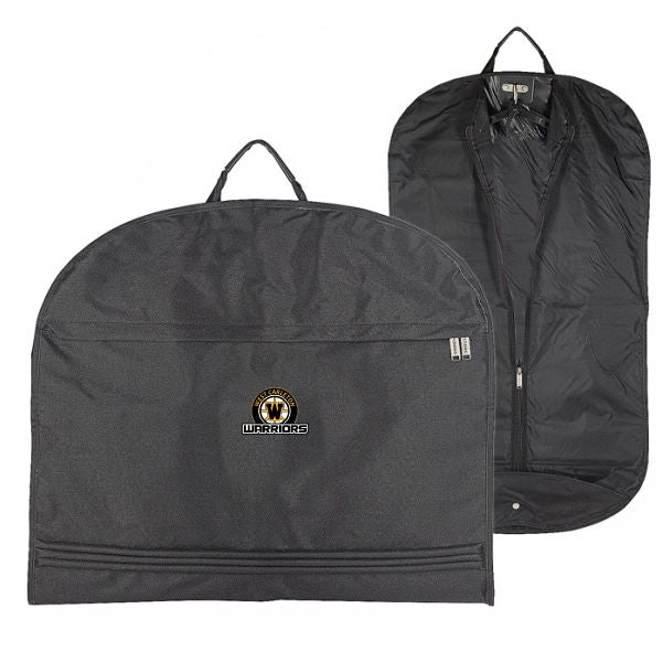 WARRIORS Crested Garment Bag