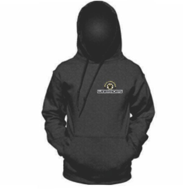 WARRIORS Hoodie Embroidered Chest