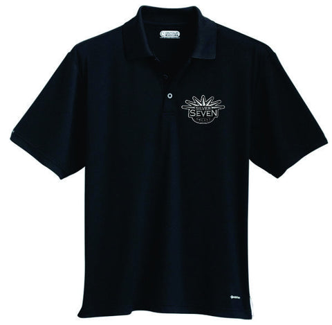S7 Embroidered Golf Shirt