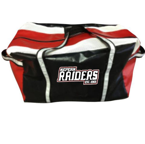 Raiders Hockey Bag