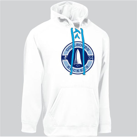 Rockets Thorneycroft Hockey Lace Hoodie