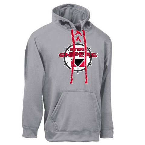 SNIPERS Hockey Lace Hoodie