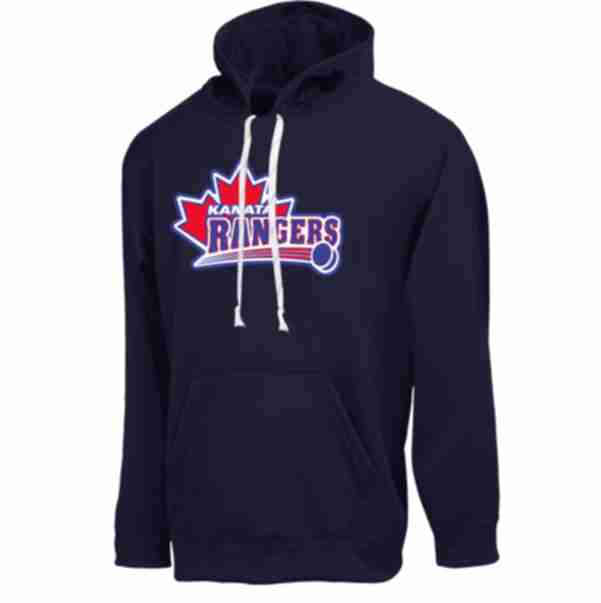 new product 458c2 90885 RANGERS Hockey Lace hoodie