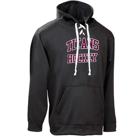 Titans Hockey Lace Hoodie