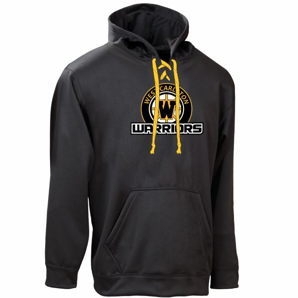 WARRIORS Hockey Lace Hoodie