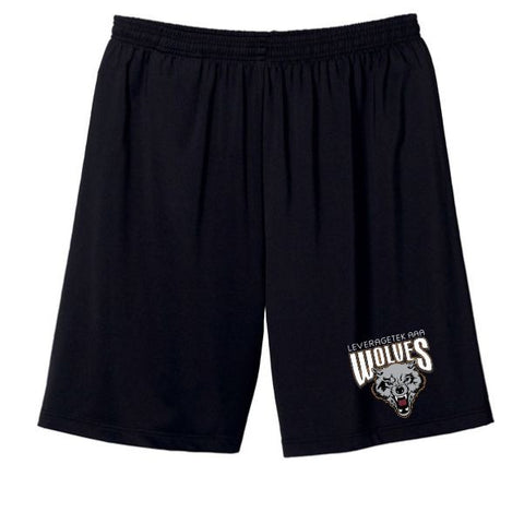 WOLVES Crested Training Shorts