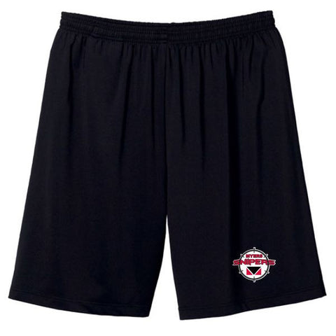 SNIPERS Crested Training Shorts