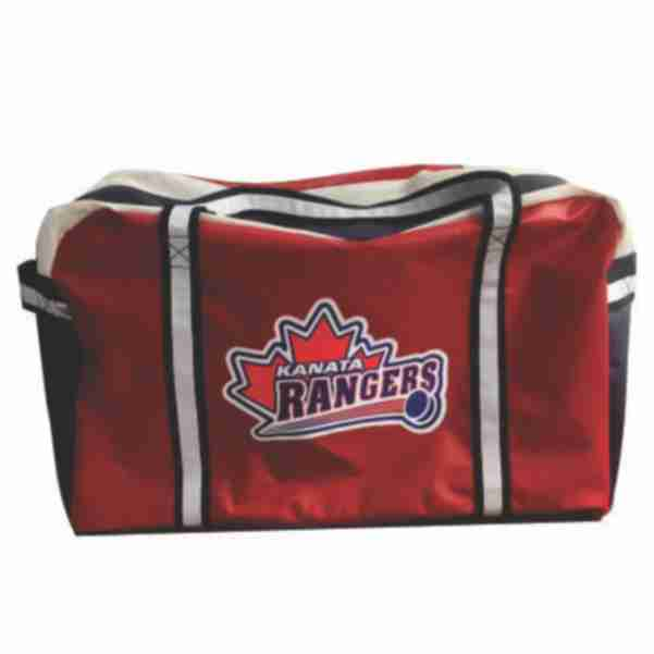 RANGERS Custom Hockey Bags