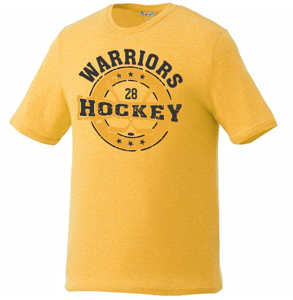 WARRIORS Sublimated Graphic Tees