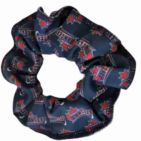Rangers Hair Scrunchie