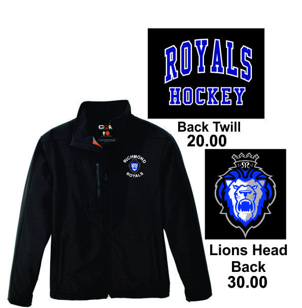 ROYALS Spring Soft Shell