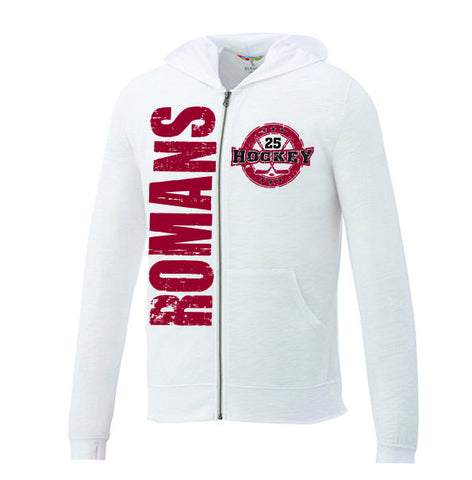 ROMANS Sublimated Graphic Hoodie Full Zip and Pullover