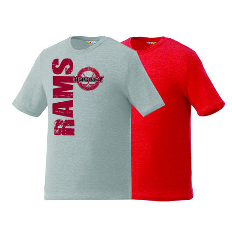 RAMS Sublimated Graphic Tees