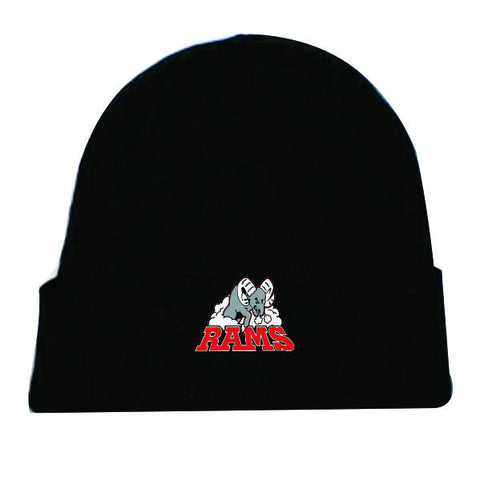 RAMS Toque Embroidered
