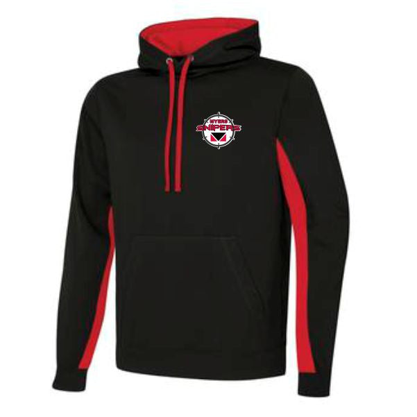 SNIPERS Two Tone Lightweight Performance Hoodie