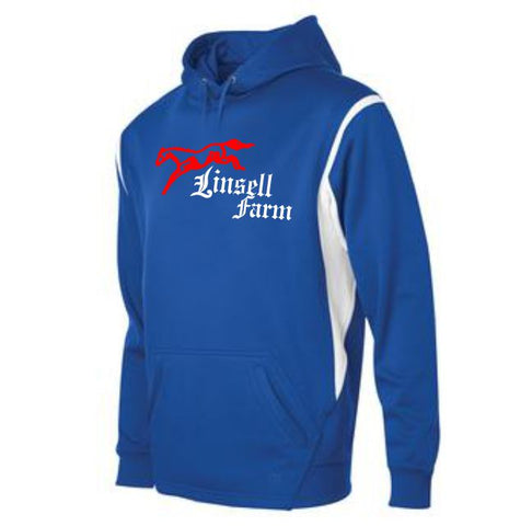 Linsell Varsity Hooded Sweater