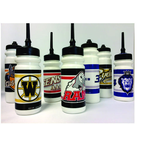 Customized Water Bottles - Team Set