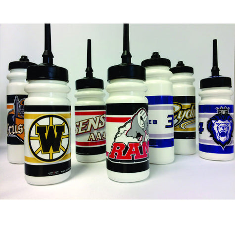 WARRIORS Water Bottles - Team Sets