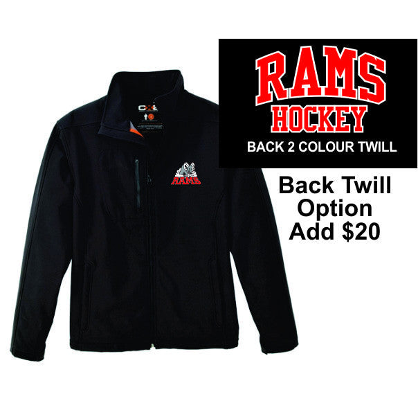 RAMS Winter Soft Shell
