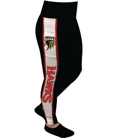 Custom HAWKS Leggings